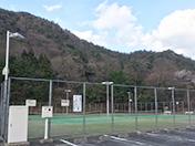 黒田庄ふれあいスタジアム テニスコート