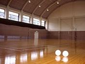 天神池スポーツセンター 体育館