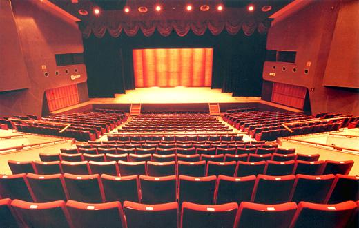 大ホール(1・2階)