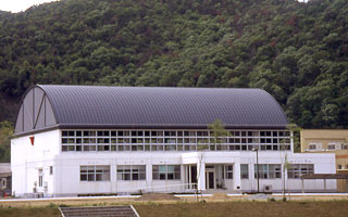 体育館(外観)