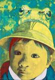 黄色の帽子と僕の友だち Ⅰ/石野善浩